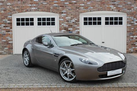 Used 2005 Aston Martin Vantage 4 3 V8 Cheap Tax Two Owners