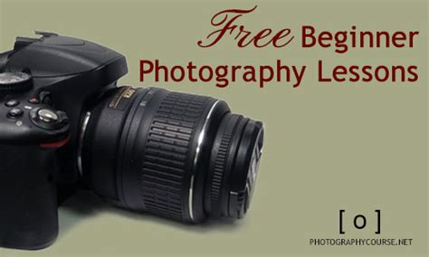 beginner photography  photography courses