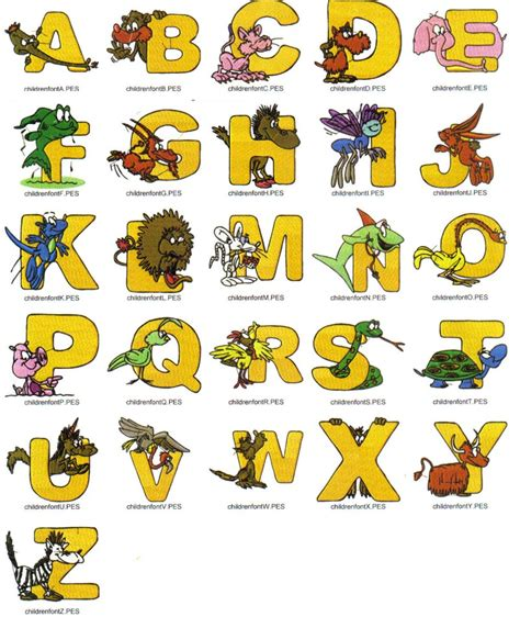 alphabet embroidery font embroidery origami