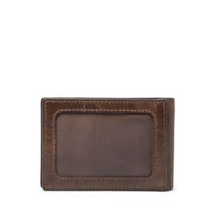 Fossil Bifold Wallet with Money Clip