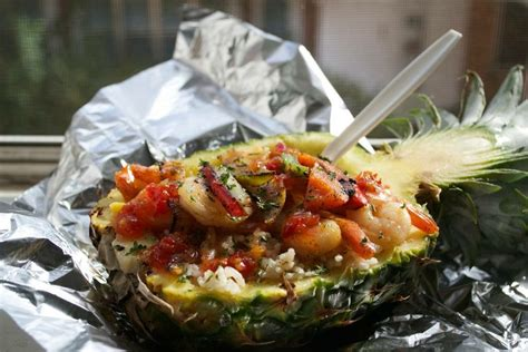 tally pineapple express rice bowls