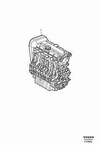 2008 Volvo V50 Engine Complete  Motor  Assembly  Exchange