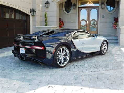 What Does Chiron by Bugatti Chiron Montecristo