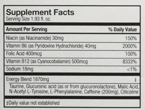 hour energy review   keto friendly improved