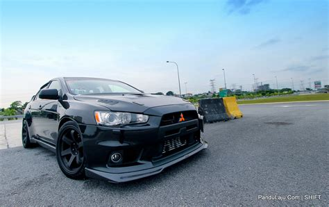 Lancer Evo 4 Modifikasi by Mitsubishi Lancer Evo 10 Modifikasi Pandulajudotcom 8