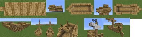 How To Make A War Boat In Minecraft by How To Build A Boat In Minecraft Minecraft Guides