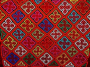 Passport to Panama with Jack: Mola: A Textile Art