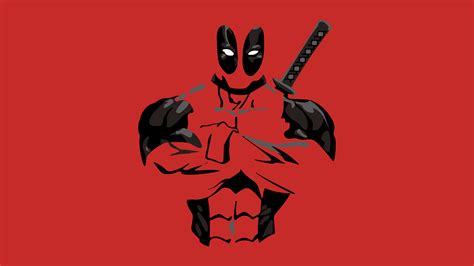 Deadpool Clipart Hd 1080p