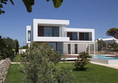 mediterranean house plans with pool modern home design menorca summer house design modern