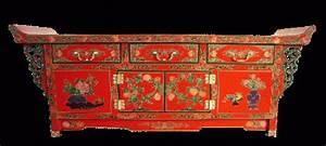 Meuble Chinois Occasion : meuble chinois ~ Teatrodelosmanantiales.com Idées de Décoration