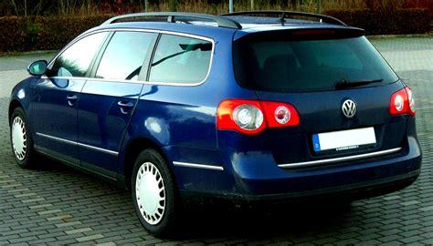 Volkswagen Passat Variant 2005 On Motoimgcom