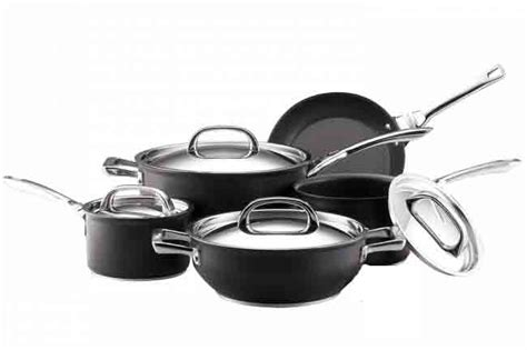 cookware glass pans stove pots circulon infinite