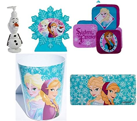 disney frozen bathroom set disney frozen bath accessories