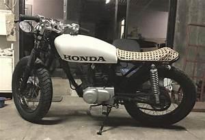 Visual Stories  Backyard Built Custom Honda Tmx155 From Naga City  Bicol