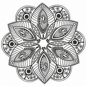 Mandala Original Flower