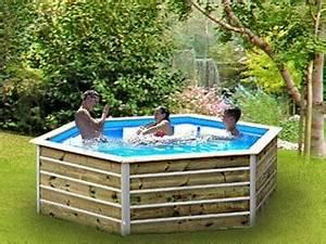 Dimension Piscine Hors Sol : piscine hors sol bois petite dimension vente piscine hors sol pas cher idea mc ~ Melissatoandfro.com Idées de Décoration