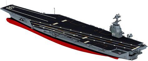 Enterprise (CVN 80) - The Ford Class