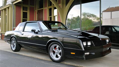chevrolet monte carlo ss  indy