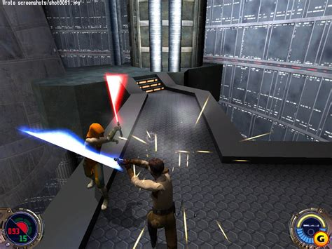 Awesome Forgotten Noughties Games Star Wars Jedi Knight