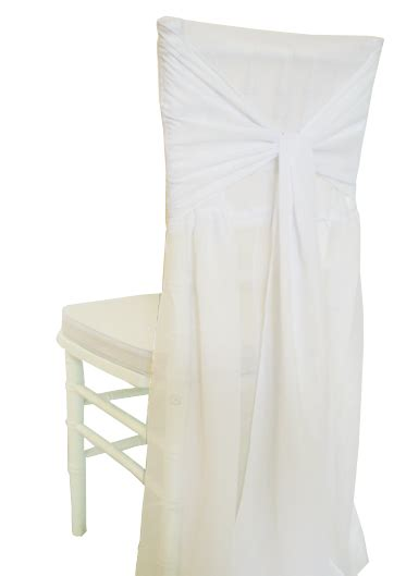 white chiavari chair covers wholesale