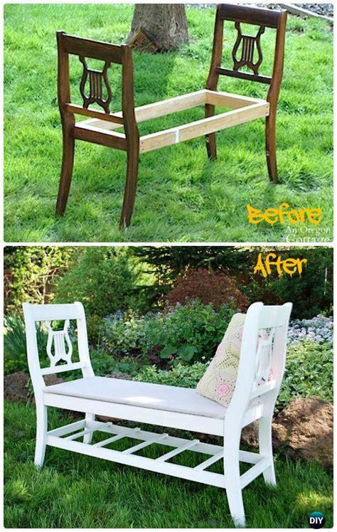 Diy Garden Bench by Diy Outdoor Garden Bench Ideas Free Plans