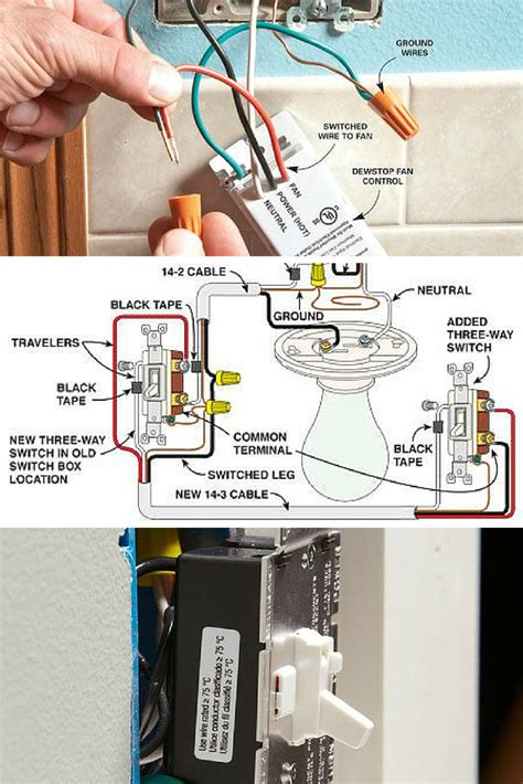 Wiring Switches Diy Home Electrical