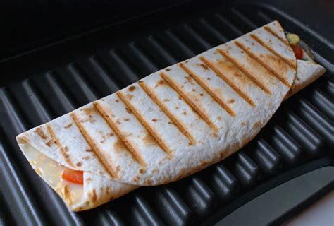 grilled cheese tortilla jamie geller