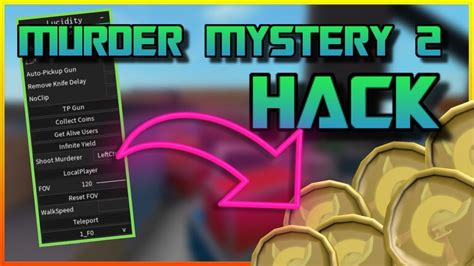 By using the new active murder mystery 2 codes, you can get some free knife skins which is very cool cosmetics. NEW + UPDATED UI Murder Mystery 2 | Hack / Script | Infinite Coins | Instant Win | *OP* - YouTube