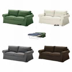 ikea sofa ektorp ikea ektorp sofa bed slipcover sofabed cover svanby green gray brown beige grey cad 449 95