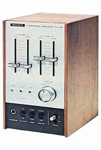 Sony Ta-88 - Manual - Integrated Stereo Amplifier