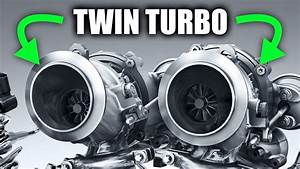 How Twin Turbos Work - All The Boost