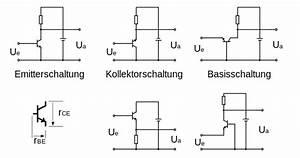 Emitterschaltung Berechnen : transistorgrundschaltungen ~ Themetempest.com Abrechnung