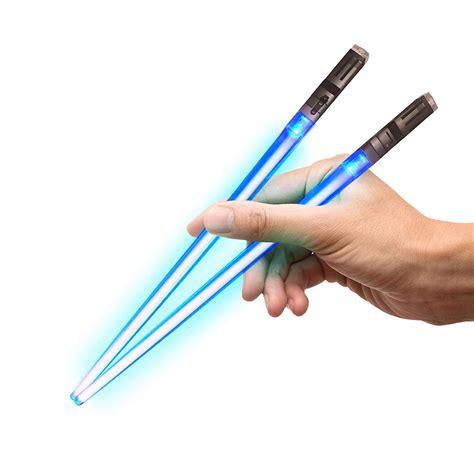 Light Saber Chopsticks by Chopsabers Light Up Lightsaber Chopsticks