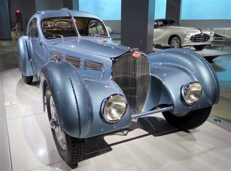 57453, this second black atlantic was finished on 13 december 1936 and was delivered to parisian businessman, mr. 1936 Bugatti Type 57SC Atlantic - Yelp