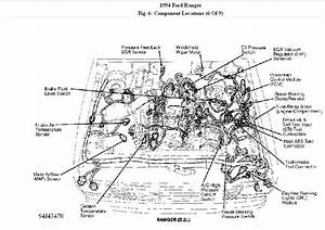 35 1994 Ford Ranger Parts Diagram