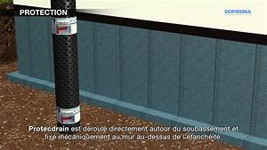 comment etancher un mur enterre youtube With produit etancheite terrasse beton