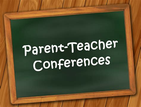 parent teacher conference sign ups coming  whcs