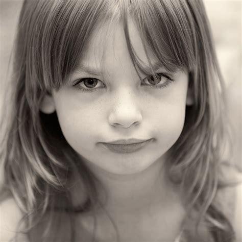 Pretty Little Girl Portraits - AmO Images - AmO Images