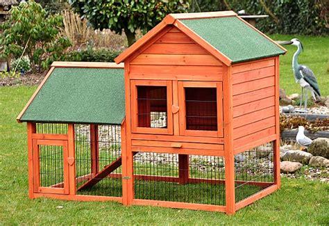 stall für kaninchen kaninchen in den stall locken kleintiere