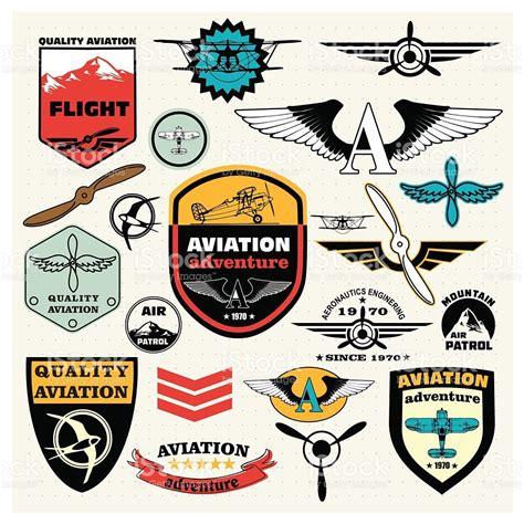 mega set of retro emblems design elements badges and logo patches a design de logotipo