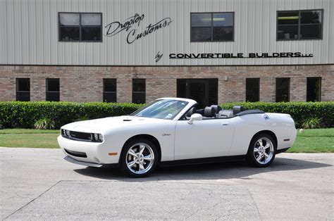 Dodge Challenger   Drop Top Customs by Convertible