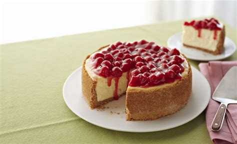 Our Favorite Pinterest Profiles For Decorating Ideas: Our Best Cheesecake… With Cherries On Top!