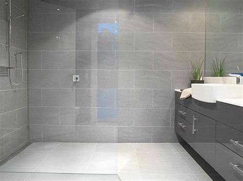 gray bathroom wall tile ideas  pictures