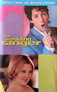 wedding singer    motion picture