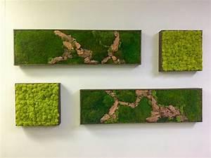 moss wall art roselawnlutheran With moss wall art