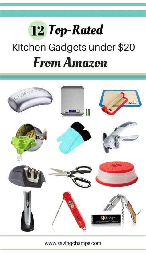 Kitchen Gadgets 20 by 12 Best Kitchen Gadgets With Top Ratings 20