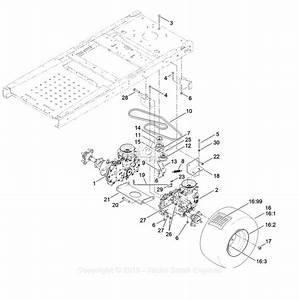 Exmark Qt24ka501 S  N 920 000  U0026 Up Parts Diagram For Hydro