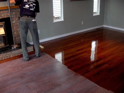 how to a wood floor hardwood floors refinishing guide hirerush blog