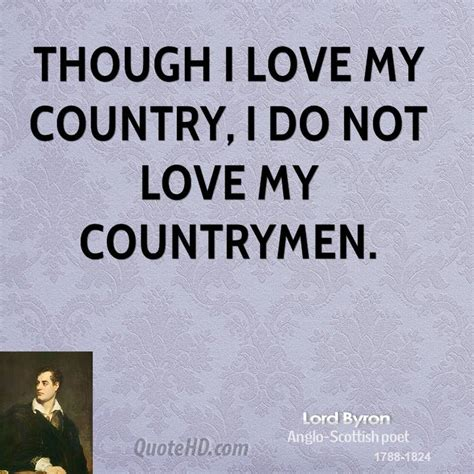 I Love You My Country Quotes