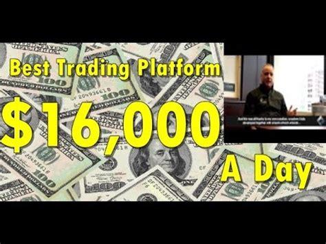 top 5 trading platforms best trading platform 2017 best forex trading platform